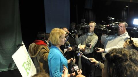 Read Charlotte press conference