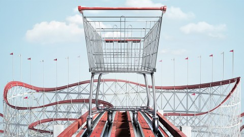 McGladrey Rollercoaster Print Ad