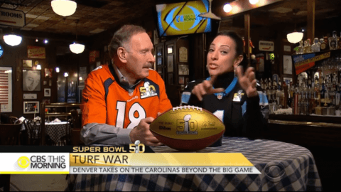 CBS This Morning Super City Showdown