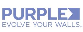 National Gypsum PURPLE Logo