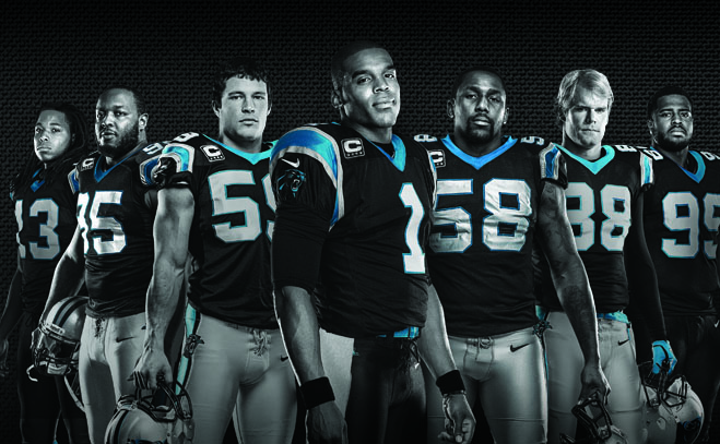 Carolina Panthers | Luquire George Andrews